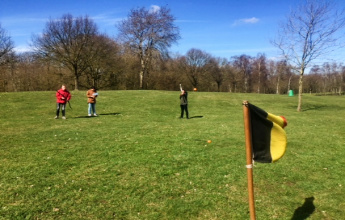 Archery Tag Golf