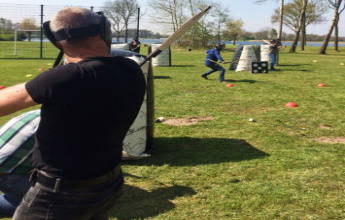 Archery Tag Boogschietbaan